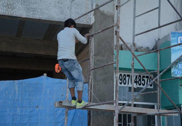 Las utilidades son un derecho de los trabajadores. (Victoria González/SIPSE)