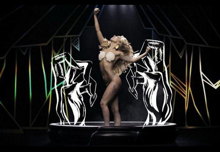 Lady Gaga ha dejado una marca indeleble en su paso por los MTV Video Music Awards. (@ladygaga)