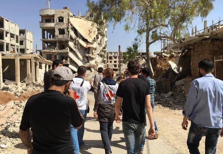 El acuerdo por el cese de las hostilidades en Siria ha sido violado prácticamente desde el primer día. (AP)