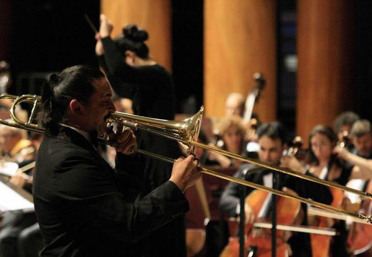 Los trombonistas de la OSY ofrecerán un concierto el 9 de abril y clases magistrales. (www.flickr.com/Contexto)