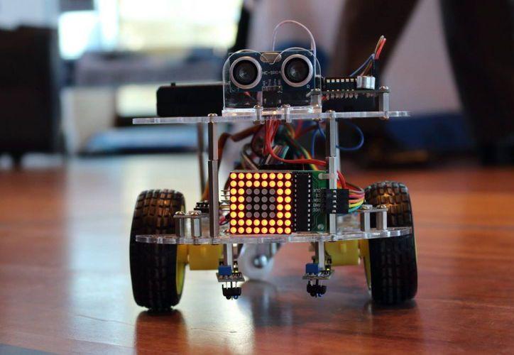 Además de las luchas entre robots, en el Novatic se impartirán talleres y conferencias.