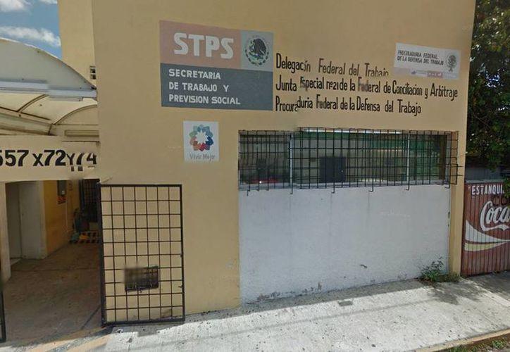 La STPS no ha registrado quejas de trabajadores por no recibir esa prestación. (Google Maps)