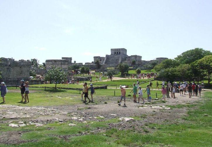Tulum es uno de los cuatro municipios que han solicitado el distintivo 'Pueblo Mágico'. (Rossy López/SIPSE)