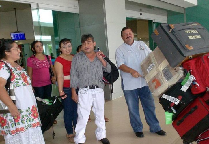 Los migrantes yucatecos enfrentan endurecimiento de leyes en EU. (SIPSE)