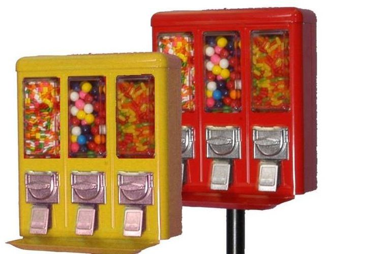 Una menor de 3 años al meter un dedo en una máquina de dulces de Plaza Dorada, ya no lo pudo sacar sino hasta que fue desarmada. (hiwtc.com/Foto de contexto)