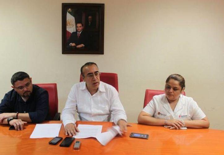 El detenido fue dado a conocer antier, por las autoridades de seguridad del Estado. (Archivo/SIPSE)