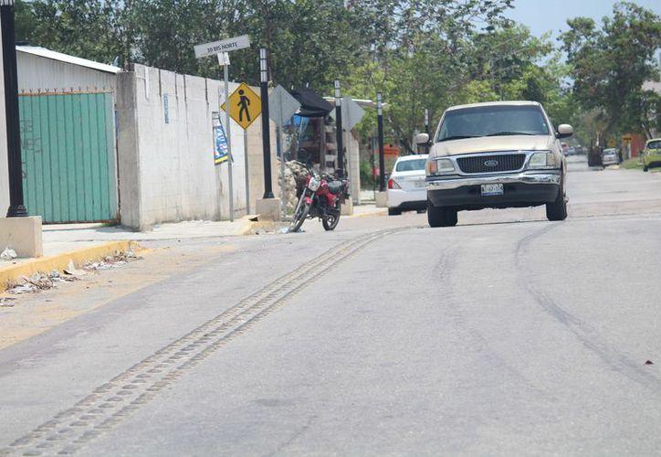 Esta obra se extiende desde la avenida Juárez y hasta la Constituyentes. (Octavio Martínez/ SIPSE)