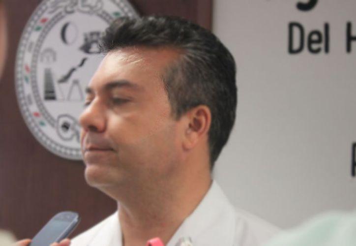 Mauricio Góngora Escalante, ex presidente municipal de Solidaridad, obtuvo arraigo domiciliario como medida cautelar. Foto: SIPSE