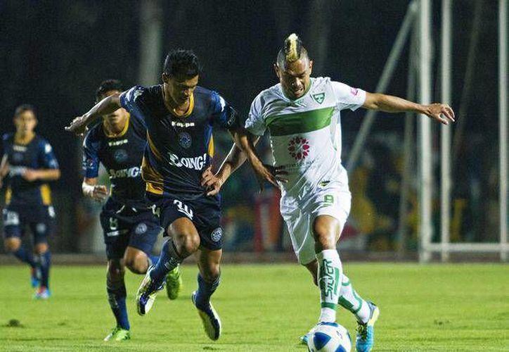 El CF Mérida, con cuatro puntos en la Liga de Ascenso MX, visita a Cañeros (d), que tienen tres puntos. (Milenio Novedades)