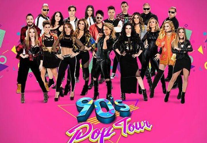 El show ha sido visto por más de 500 mil espectadores. (Facebook)