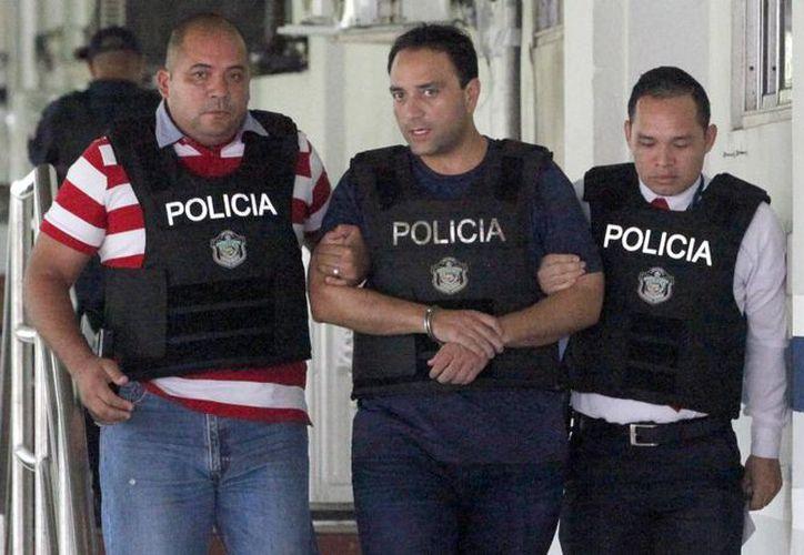 El ex gobernador enfrenta cargos de peculado y desempeño irregular de la función pública. (Foto: Televisa News)