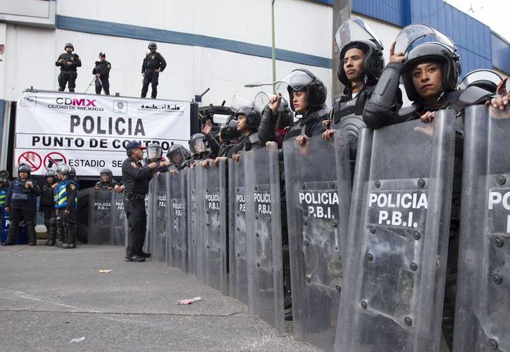 Las autoridades del Distrito Federal ya tienen listo el operativo de seguridad por la visita de Su Santidad en febrero próximo. (Archivo/Notimex)