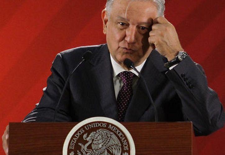 López Obrador aplaude elección de Yasmín Esquivel como nueva ministra (Foto: Notimex)