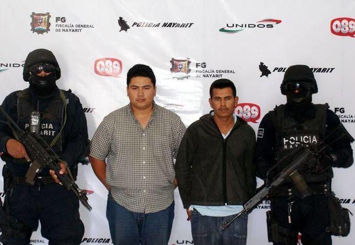 Fernando Sánchez Rodríguez (izq) fue delatado por Luis Gerardo González Sarabia. (miradainformativa.com)