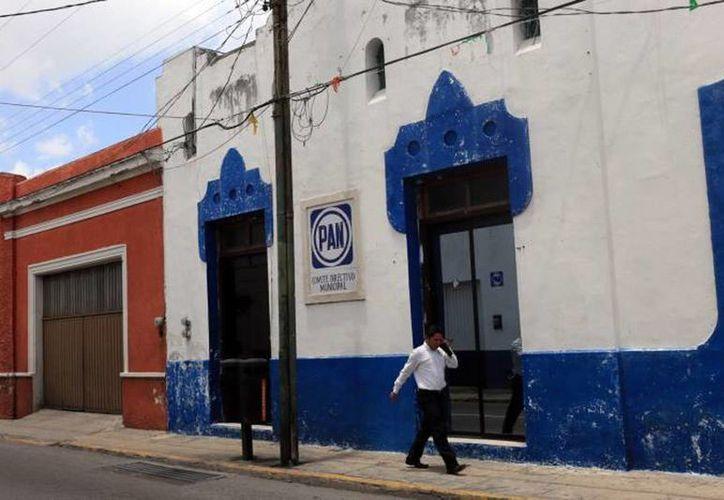 Acción Nacional debe entregar las percepciones y deducciones de cada empleado de su Comité Directivo Estatal en Yucatán. (Sipse/archivo)