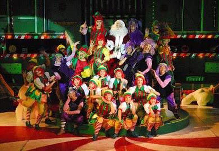 'La Fábrica de Santa' se presentará con dos puestas en escena simultáneas en el país. (Foto/Internet)