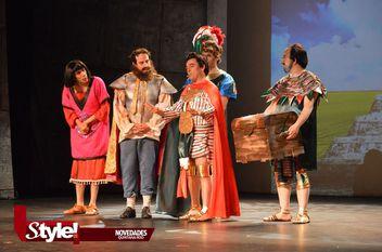 El Privilegio de Mandar en el Teatro de Cancún