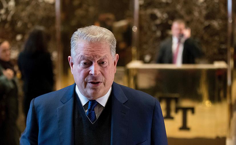 El exvicepresidente de Estados Unidos y fundador de la ONG, Al Gore, no formará parte del Foro sobre Cambio Climático. (Contexto/Internet)