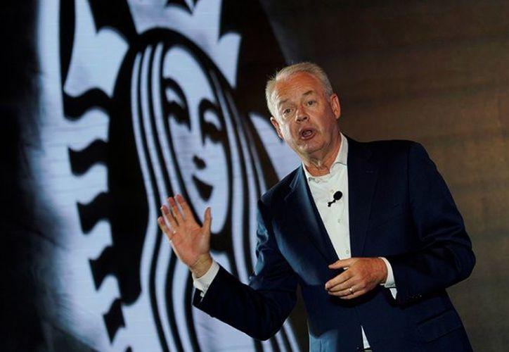 Starbucks informó de una repentina desaceleración en el crecimiento de sus ventas en China. (excelsior.com)