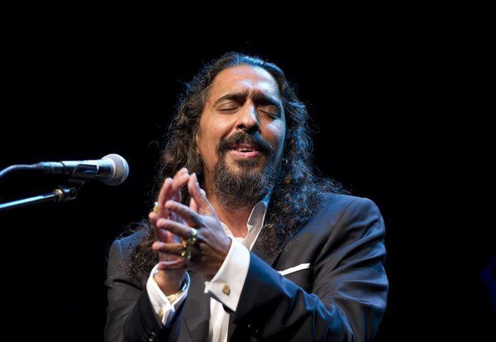 """Diego """"El Cigala""""  estará en la cuarta edición de festival del Oasis Jazz U Latin Fusion. (Contexto/Internet)"""