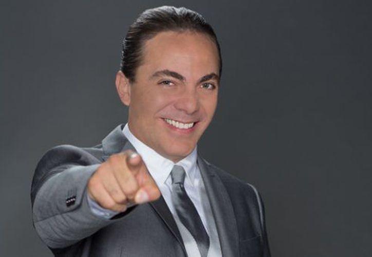 Cristian Castro estuvo en el programa de la conductora Susana Giménez. (mundotkm.com)