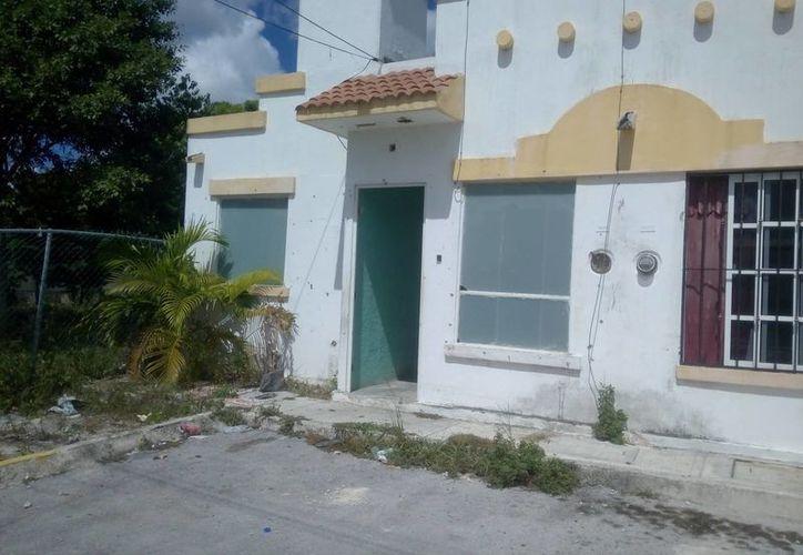 La casa de seguridad se ubica en la Región 247. (Eric Galindo/SIPSE)