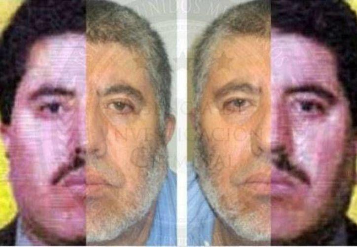 La PGR confirmó la identidad de Vicente Carrillo Fuentes tras realizarle exámenes morfológicos y de ADN. (Cortesía PGR)