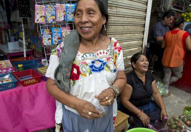 En Yucatán un millón de personas son indígenas, lo que representa más del 50 por ciento de la población. (Notimex)