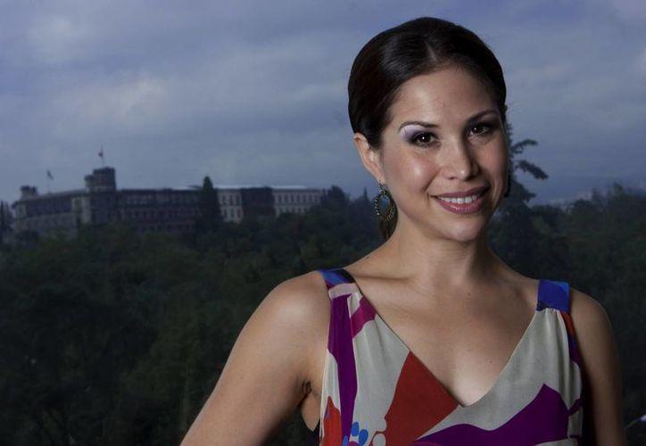 Bianca: estoy muy emocionada porque es mi primera película.  (www.starmedia.com)