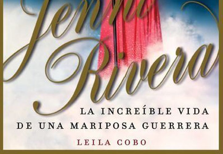 """""""Jenni Rivera: La increíble vida de una mariposa guerrera"""", segundo libro no autorizado sobre la 'diva de la banda' que sale a la venta tras su muerte. (Agencias)"""