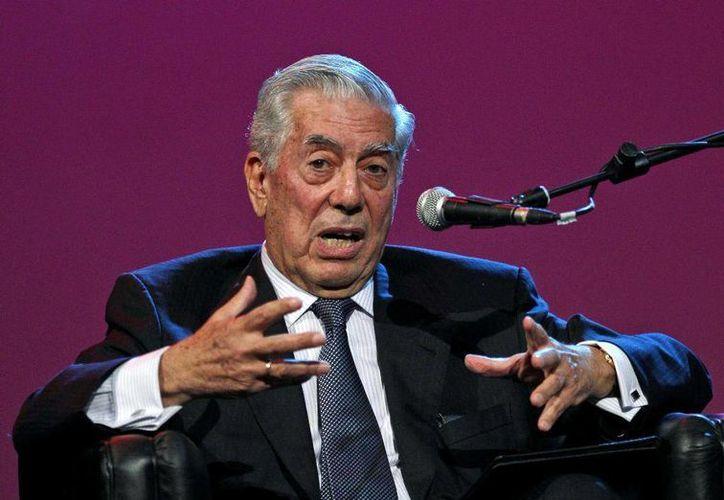"""Vargas Llosa asistirá al estreno de su obra """"Las mil y una noches"""" en la capital rumana. (Agencias)"""
