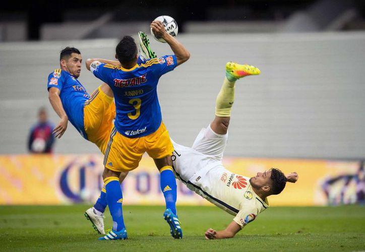 El partido de ida se jugará el 22 de diciembre en el Estadio Azteca. (Mexsport)