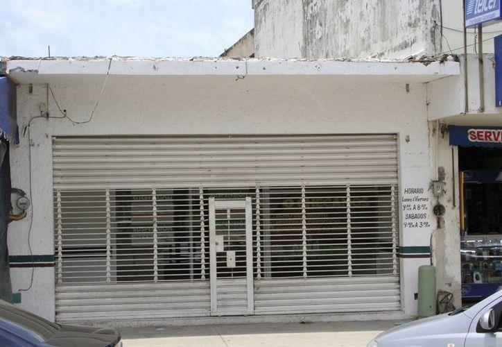 Construremo tiene el numero más elevando en cuanto al sistema de quejas con un monto de 303 mil pesos. (Ángel Castilla/SIPSE)