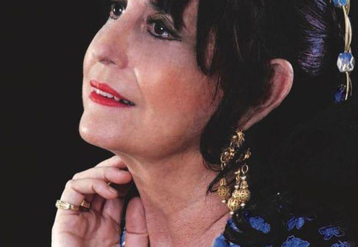 Cecilia Montemayor dará a conocer hoy, en la Casa de la Cultura, La Canción de Arte de Julián Carrillo. (Redacción)