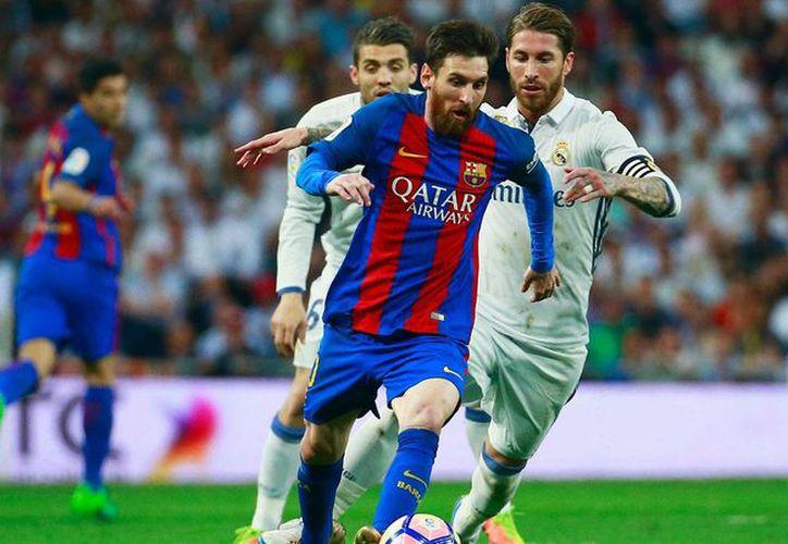 Los constantes cambios frenaron el ritmo, y el Madrid solo apretó en los instantes finales. (Foto: Sports Illustrated)