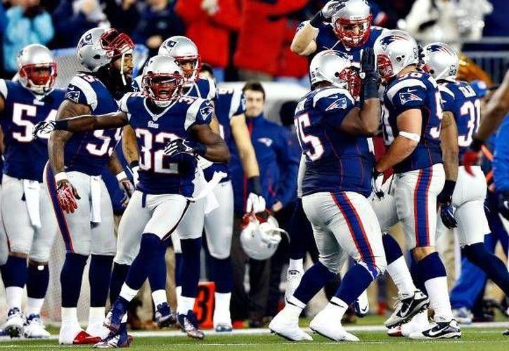 Patriotas es un equipo con amplia experiencia, que incluye a Tom Brady. (record.com)