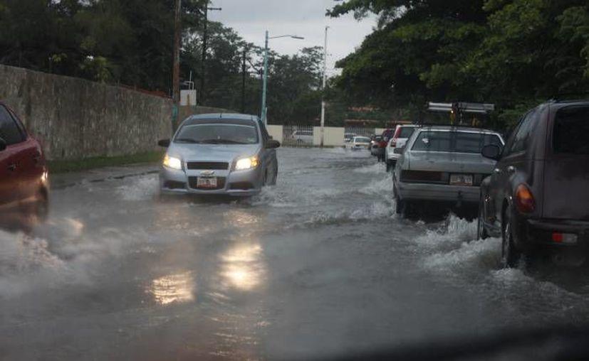Debido a las intensas lluvias, se activan los recursos del FONDEN. (Redacción)