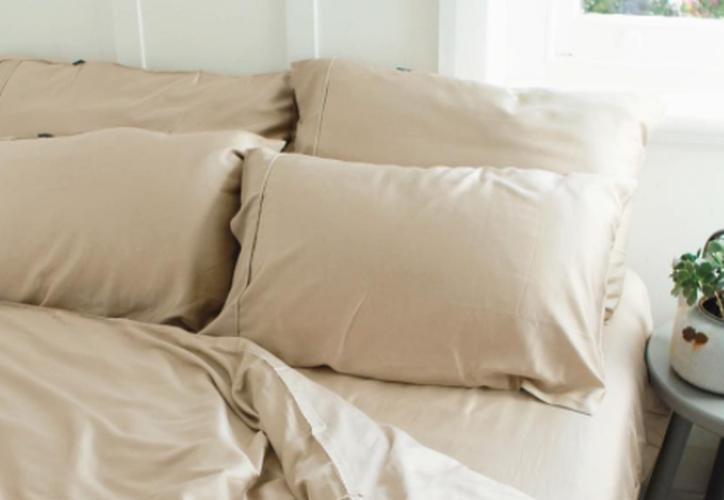Las sábanas de secado rápido están incluso disponibles en colores divertidos y con temática de café. (Instagram / Ettitudestore).