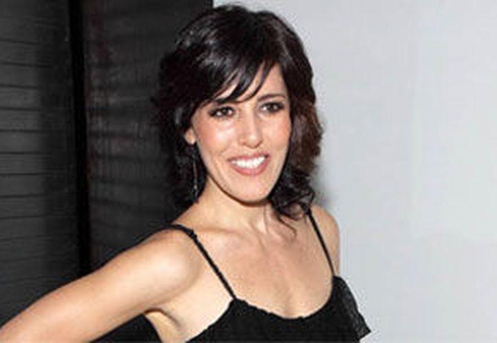"""La actriz actualmente participa en la serie """"La piloto"""". (buenamusica.com)"""