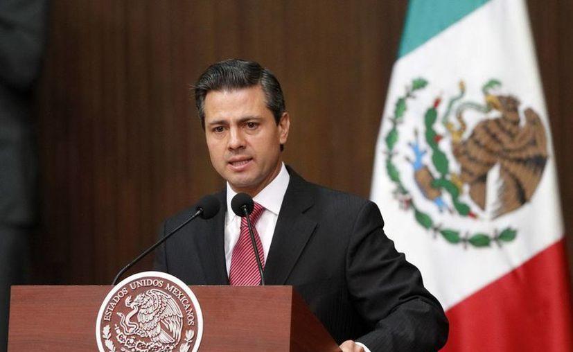 Enrique Peña Nieto ofreció ayuda a Acapulco. (Archivo Notimex)