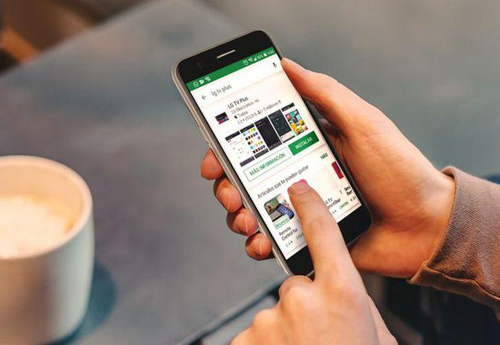Google ha presentado el contenido más descargado para Android del año. (Foto: Karlos Perú)