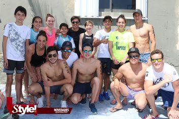 XIII Maratón de Aguas Abiertas en Puerto Morelos
