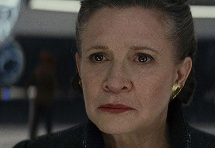 El Director hizo un cambio de contexto en cada escena del personaje tras el fallecimiento de la actriz. (Foto : Excélsior)