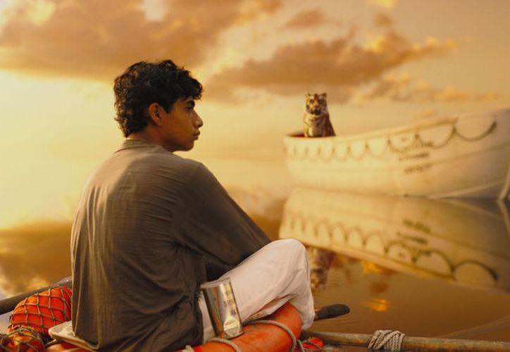 De acuerdo con Canacine, 3 millones 316 mil 466 espectadores han disfrutado de 'Una aventura extraordinaria' desde su estreno. (lifeofpimovie.com)