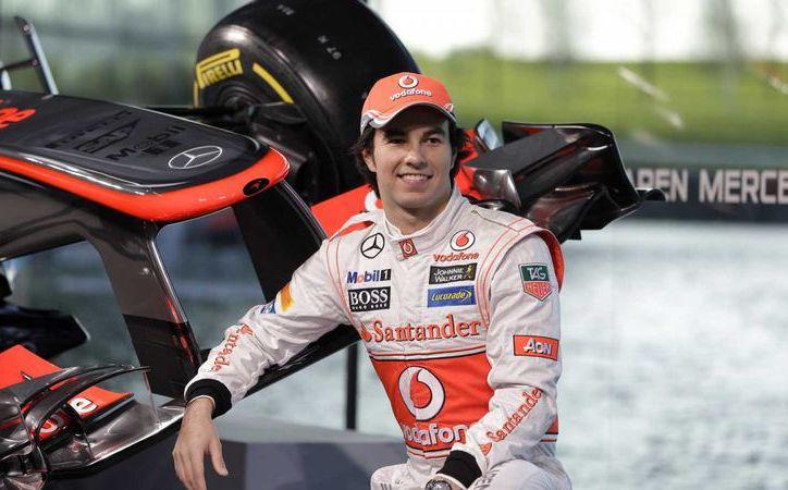 Sergio Pérez saldrá en la séptima posición, en busca de seguir sumando puntos dentro de la Temporada de la Fórmula Uno. (EFE)
