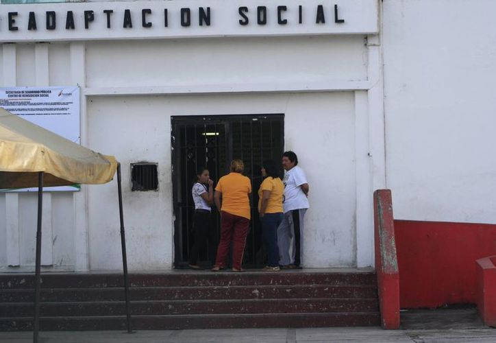 Las reclusas representan un sector poblacional que se encuentra en vulnerabilidad. (Archivo/SIPSE)