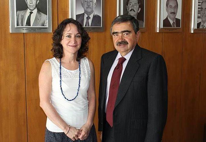 Sara Irene Herrerías Guerra, nueva titular de la Unidad de la Defensa de los Derechos Humanos en la Segob. (elindependiente.mx)