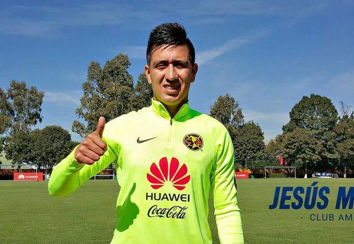 Jesús Moreno nació en Zamora Michoacán, donde trabajo como albañil desde muy temprana edad. Moreno es uno de los nuevos delanteros de la Águilas de cara al Clausura 2016. (Facebook: Club América)