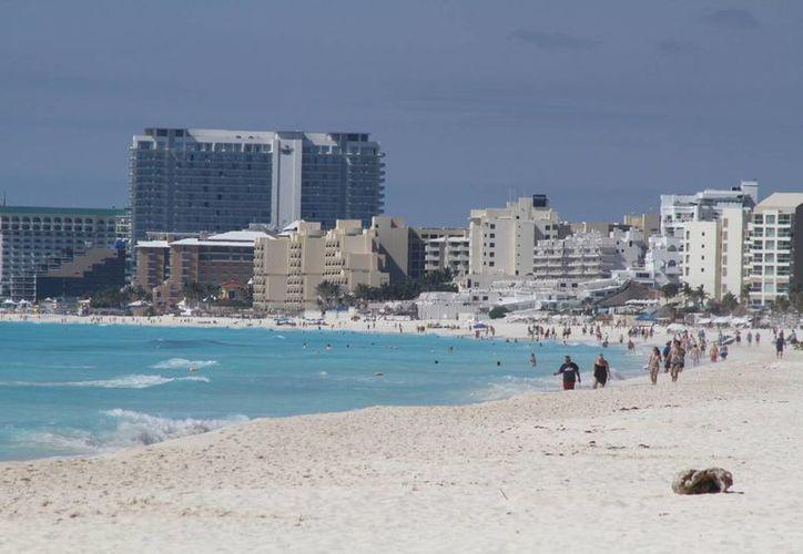Las inversiones para el sector turístico impactaron positivamente a la economía. (Sergio Orozco/SIPSE)