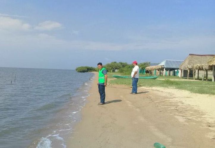El tsunami se registró en las costas de Chiapas, con olas de dos a tres metros de altura. (Foto: Televisa News)